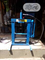 Original Quality Hydraulic Press From 10tons, 20tons, 30tons | Manufacturing Equipment for sale in Lagos State, Ipaja