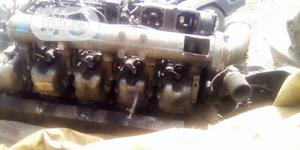 Mercedes Benz Engine Electric And Manual Engine All With Gear Box.Sale
