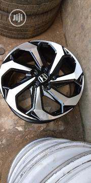 Allow Rim For Honda And Other Motor | Vehicle Parts & Accessories for sale in Lagos State, Mushin