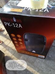 Portable Speaker With 2 Wireless Mic | TV & DVD Equipment for sale in Abuja (FCT) State, Wuse