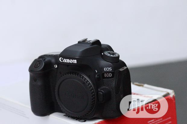 Archive: Brand New Box Opened Canon 80D
