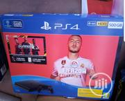 Playstation 4 With Fifa 20   Video Game Consoles for sale in Lagos State, Ikeja