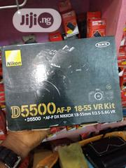 Nikon (D5500) | Photo & Video Cameras for sale in Lagos State, Ojo