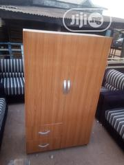 Standard Standing Wardrobe Two Doors Two Draw | Furniture for sale in Oyo State, Ibadan