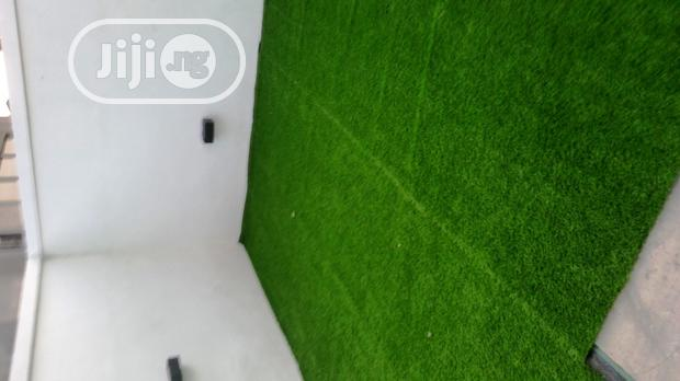 Green Synthetic Grass Turf
