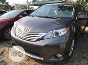 Toyota Sienna 2012 Limited 7 Passenger Gray | Cars for sale in Lagos State, Amuwo-Odofin