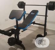 Brand New Imported JX Fitness Bench Press With Complete Accessories | Sports Equipment for sale in Lagos State, Surulere