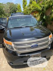 Ford Explorer 2012 Black | Cars for sale in Abuja (FCT) State, Durumi