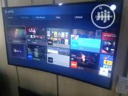 Samsung 49 Inch Curved 4K Ultra HD HDR Smart LED TV Freeview HD | TV & DVD Equipment for sale in Abuja (FCT) State, Lugbe District