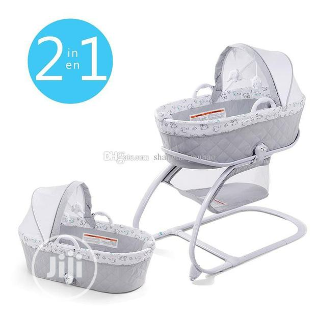 2 In1 Bassinet/Bed