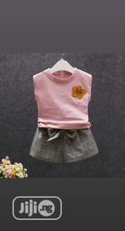 Girls Top And Shorts. | Children's Clothing for sale in Lagos State, Ikorodu