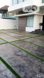 Synthetic Grass For Interlocking Design | Landscaping & Gardening Services for sale in Lagos State, Ikeja