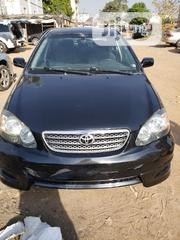 Toyota Corolla 2005 180i GSX F-Lift Black | Cars for sale in Abuja (FCT) State, Galadimawa