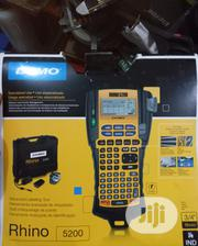 DYMO Rhino 5200 Label Printer 6-1/8 Inch Width 3-1/2 Inch Height | Electrical Equipments for sale in Rivers State, Port-Harcourt