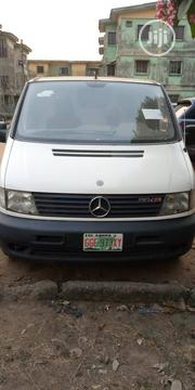 Mercedes Benz Vito 2003 White | Buses & Microbuses for sale in Lagos State, Ikeja