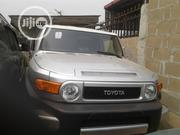 Toyota FJ Cruiser 2007 Silver | Cars for sale in Lagos State, Magodo