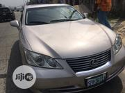 Lexus ES 2009 Gold | Cars for sale in Rivers State, Port-Harcourt