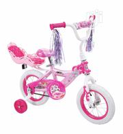 "Huffy 12"" Disney Princess Girls' Bike, Pink Ages 2-5 