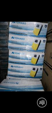 3.5kva 24volts Yohako Hybrid Inverter | Electrical Equipment for sale in Lagos State, Ojo