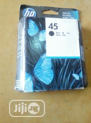 HP 45 Black Ink Cartridge | Accessories & Supplies for Electronics for sale in Lagos State, Victoria Island