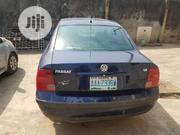 Volkswagen Passat 2000 Blue | Cars for sale in Lagos State, Agege