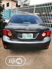 Toyota Corolla 1.6 Advanced m-mt 2009 Gray   Cars for sale in Lagos State, Ikeja