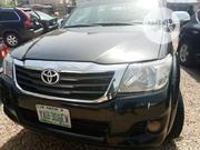 Toyota Hilux 2014 Black | Cars for sale in Abuja (FCT) State, Gwarinpa