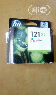 HP 121XL Tri-colour Ink Cartridge | Accessories & Supplies for Electronics for sale in Lagos State, Victoria Island