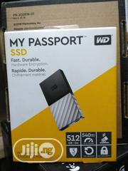 My Passport Ssd 512gb | Computer Hardware for sale in Lagos State, Ikeja