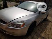 Honda Accord Sedan LX Automatic 2005 Silver | Cars for sale in Lagos State, Ikeja
