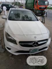 Mercedes-Benz CLA-Class 2016 White | Cars for sale in Lagos State, Ikeja