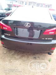 Lexus IS 2006 250 AWD Black | Cars for sale in Delta State, Aniocha South