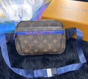 Louis Vuitton Leather Cross Bag Available | Bags for sale in Lagos State, Surulere