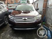 Toyota Highlander 2012 Limited Brown | Cars for sale in Lagos State, Agege