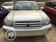 Toyota Highlander 2007 V6 Silver | Cars for sale in Lagos State, Isolo