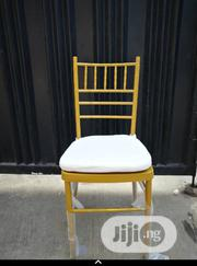 Good Quality Banquet Chair White | Furniture for sale in Abuja (FCT) State, Gwarinpa