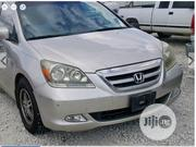 Honda Odyssey 2006 Silver | Cars for sale in Lagos State, Agege