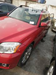 Mercedes-Benz GLK-Class 2010 350 4MATIC Red | Cars for sale in Lagos State, Ikeja