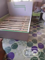 Bed Frame With Side Drawer   Furniture for sale in Lagos State, Kosofe