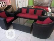 Sofas Chair Red   Furniture for sale in Lagos State, Lekki Phase 1