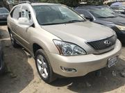 Lexus RX 350 2007 Gold | Cars for sale in Lagos State, Amuwo-Odofin