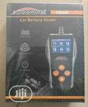 Konnwei KW600 Car Battery Tester | Vehicle Parts & Accessories for sale in Abuja (FCT) State, Kubwa
