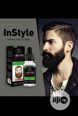 Beards Growth Oil