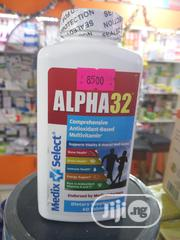 Alpha 32 Antioxidant-Based Multivitamin Capsule. | Vitamins & Supplements for sale in Lagos State, Agege