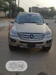 Mercedes-Benz M Class 2008 Brown | Cars for sale in Lagos State, Ipaja
