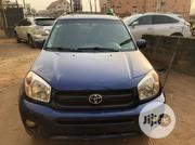 Toyota RAV4 2006 2.0 4x4 VX Automatic Blue | Cars for sale in Lagos State, Ikeja