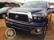 Toyota Tundra Double Cab 2008 Blue | Cars for sale in Lagos State, Ikeja