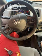 Honda Civic 2007 White | Cars for sale in Lagos State, Lagos Mainland