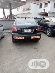 Kia Rio 2007 Black   Cars for sale in Rivers State, Port-Harcourt