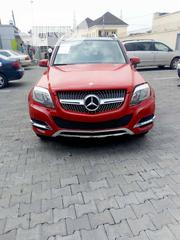 Mercedes-Benz GLK-Class 2014 Red | Cars for sale in Lagos State, Surulere